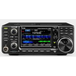 Icom IC-7300 HF + 50/70 MHz radioamaterska bazna stanica