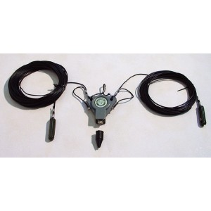 HF žičana multiband antena 3,5-7-14-18-24-28 MHz