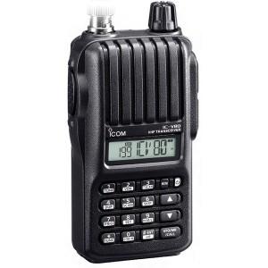 VHF FM ručna radio-stanica IC-V80E