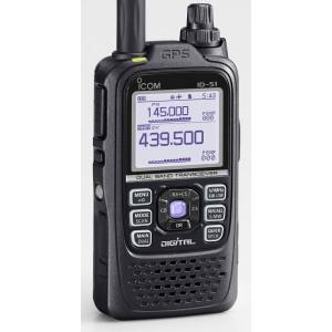 VHF/UHF digitalna ručna radio-stanica ID-51E PLUS2